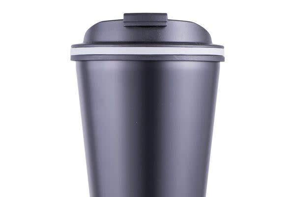 Avanti Go Cup Double Wall Insulated Cup 280ml Black