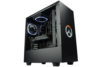 GGPC Overwatch RTX 2070 SUPER Gaming PC Intel i7-9700K 8 Core with Water Cooling