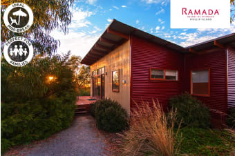 PHILLIP ISLAND: 2 or 3 Nights at Ramada Phillip Island, VIC (2 or 3 Bedrooms)