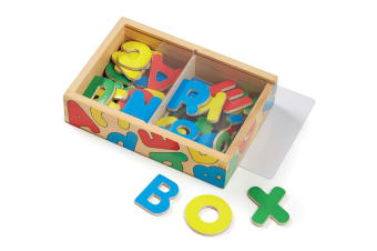 Melissa & Doug 52 Piece Alphabet Magnets