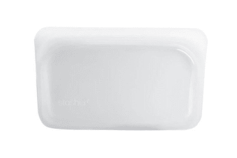 Stasher Silicone Bag Rectangle Clear 300ml