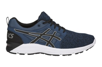 ASICS Men's Gel-Torrance Running Shoe (Dark Blue/Black/White, Size 8.5)