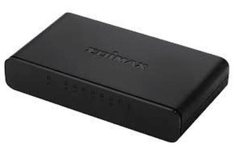 Edimax 8-Port 10/100 Switch Fast Ethernet Desktop Switch