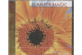 SUMMER MAGIC - RELAXATION - PERFORMED BY ANTON HUGHES MUSIC CD NEW SEALED