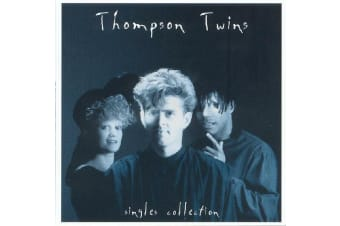 Thompson Twins – Singles Collection BRAND NEW SEALED MUSIC ALBUM CD - AU STOCK