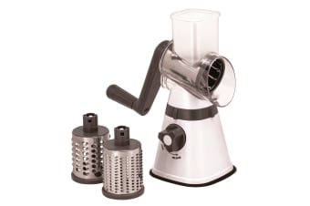 Avanti Tabletop Drum Grater With 3 Blades