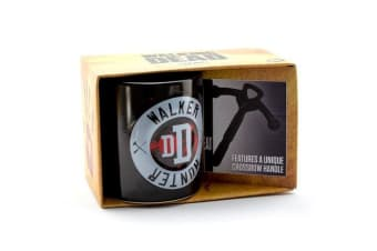 The Walking Dead Official 3D Mug (Multicoloured) (One Size)