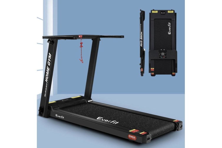 Electric Treadmill Gym Exercise Machine Fitness Equipment Compact