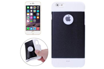 For iPhone 6S 6 Case Modern Shell High-Quality Durable Shielding Cover Black