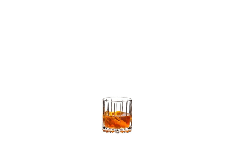 Riedel Bar Drink Neat Glass Set of 2