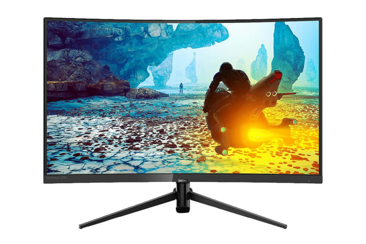 """Philips 27"""" 16:9 1920 x 1080 FHD Curved Monitor (272M7C)"""