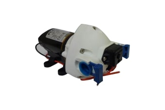 Flojet 12v 30psi 5.6lpm Water System Pump (Multicoloured) (One Size)