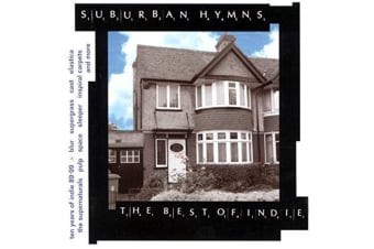 SUBURBAN HYMNS THE BEST OF INDIE 18 Track BRAND NEW SEALED MUSIC ALBUM CD