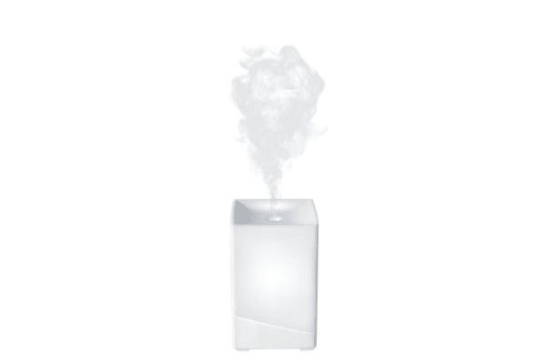 Ellia Hope Ultrasonic Aroma Diffuser - White (ARMH-410WT-WW)