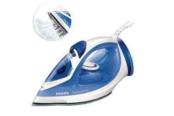 Philips GC2046 Steam Iron EasySpeed Clothes Steamer Ironing Garment w/Drip Stop