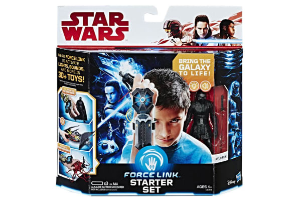 Star Wars Episode 8 Forcelink Starter Set