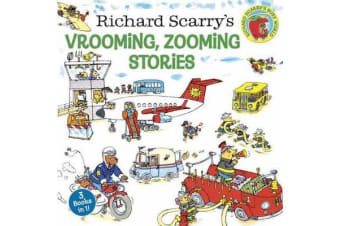 Richard Scarry's Vrooming, Zooming Stories
