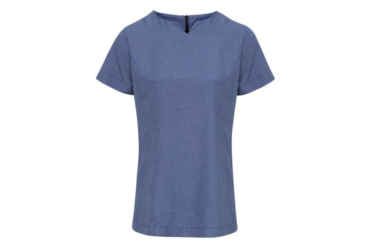 Premier Ladies Viola Tunic (Heather Blue) (24)