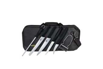 Victorinox 7pc Apprentice Patisserie Kit Black