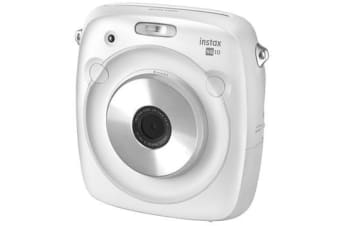 FujiFilm Instax Square SQ10 Camera White (FREE DELIVERY + 1 YEAR AU WARRANTY)