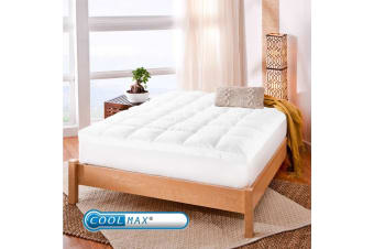King Single Size Coolmax Mattress Topper