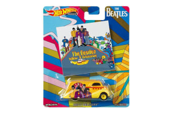Hot Wheels Pop Culture The Beatles Deco Delivery