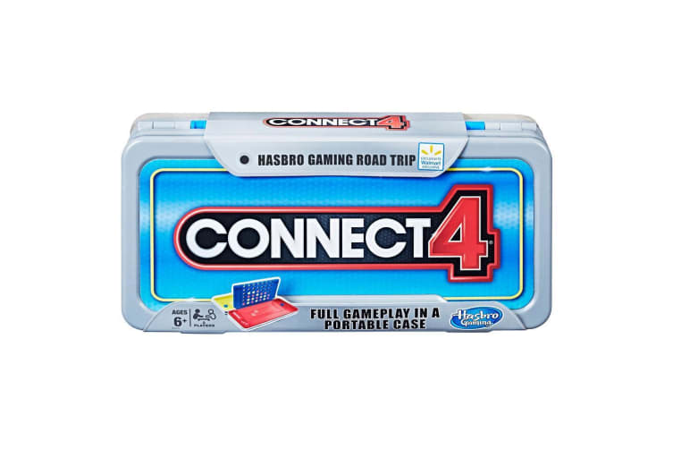 Road Trip Connect 4 Series Game