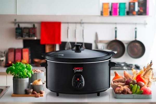 Kitchen Couture 6L Slow Cooker