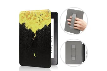 Leather Case Ultra Slim Magnetic Cover For Amazon All-new Kindle 10th Gen 2019-NO12 Pattern