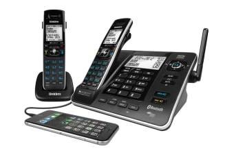 Uniden XDECT8355 Digital Technology Cordless Phone System (2 Phones)