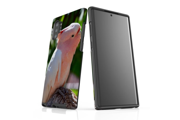 For Samsung Galaxy Note 10+ Plus Case Tough Slim Protective Cover Parrot