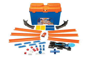 Hot Wheels Track Builder Challenge Box
