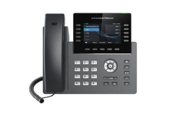 Grandstream GRP2615  GRP2615 10-line carrier-grade IP phone