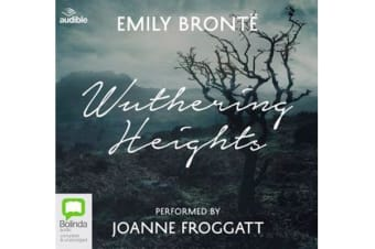 Wuthering Heights - Performed by Joanne Froggatt