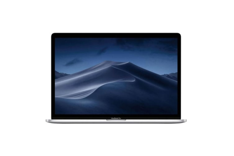 "Apple Macbook Pro 15.4"" 2019 2.6Ghz with Touch Bar 256GB - Silver"