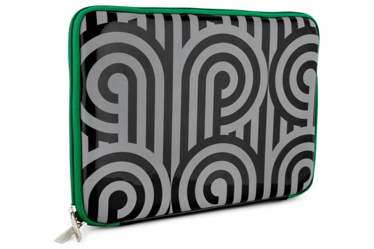 """Florence Broadhurst Turnabouts Case/Sleeve Pouch Cover f/ 11.5"""" Notebook/Laptop"""