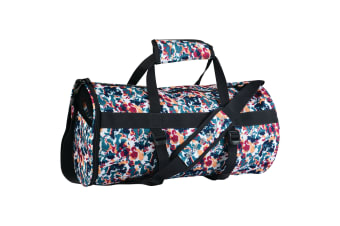 Dare2B Mens Workout Duffle Set (Cyber Pink)