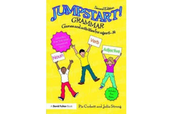 Jumpstart! Grammar - Games and activities for ages 6 - 14