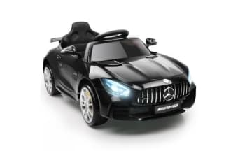 Rigo Kid's Ride on Mercedes-AMG GT R – (Black)