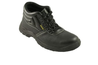 HardEdge Mens Safety Boot (Black) (11 UK)
