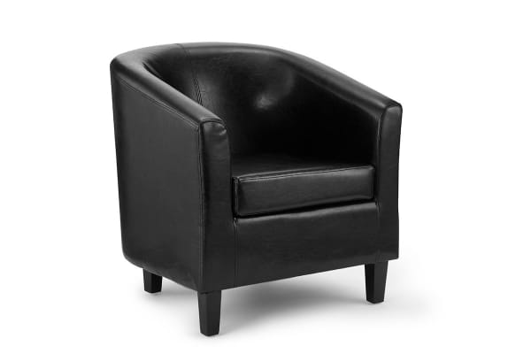 Ovela Tub Chair (Black)