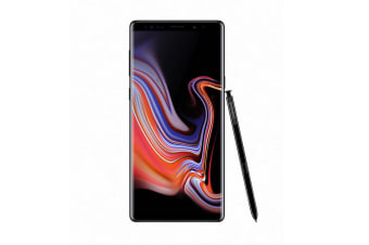 Samsung Galaxy Note9 Dual SIM (128GB, Midnight Black)