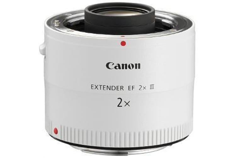 New Canon EF EXTENDER 2X MK 3 III 2.0 X LENS Teleconver (FREE DELIVERY + 1 YEAR AU WARRANTY)