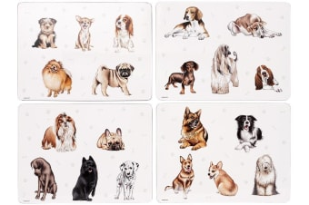 Ashdene Kennel Club Placemat Set of 4