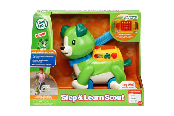 LeapFrog Step and Sing Scout