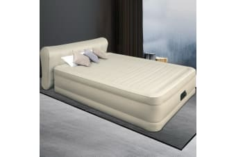 Bestway Queen Air Bed Inflatable Blow Up Mattress Built-in Pump