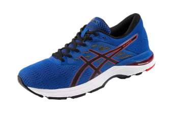 ASICS Men's GEL-Flux 5 Running Shoe (Blue/Black, Size 12)