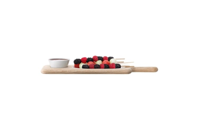 LSA Serving Set & Oak Paddle