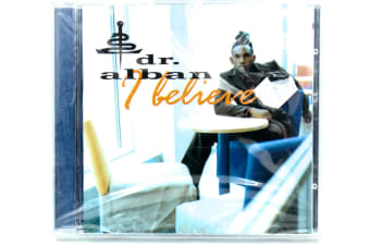 Dr. Alban - I Believe BRAND NEW SEALED MUSIC ALBUM CD - AU STOCK