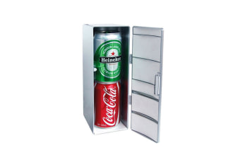 Mini Hot and Cold Refrigerator USB Cosmetics Cold CT0668